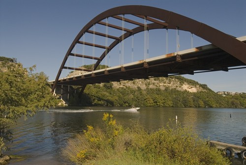 Pennybacker Bridge Loop360 Austin TX