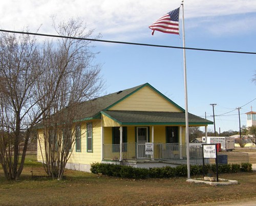 Andice TX - Post Office