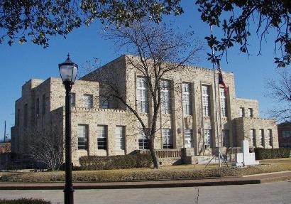 Comanche County Courthouse, Comanche, Texas