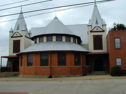 First Baptist Church Farmersville Texas