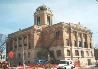 Gainesville TX Cooke County Courthouse