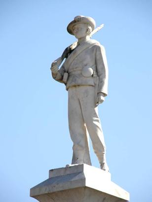 Gainesville Tx Civil War Statue