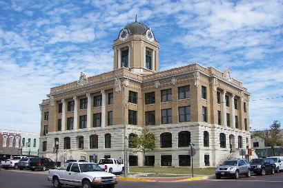 Gainesville TX - Restored 1911 Cooke County Courthouse