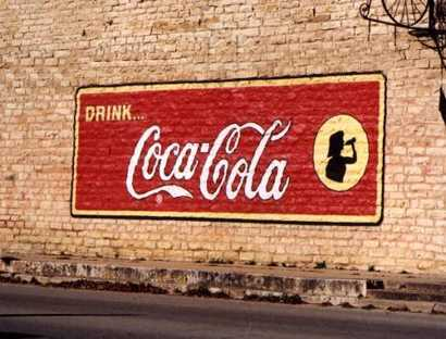 Drink Coca Cola, Hico Texas