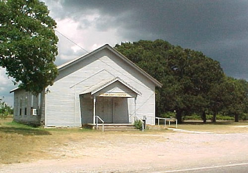 Huckabay, Texas Community Center