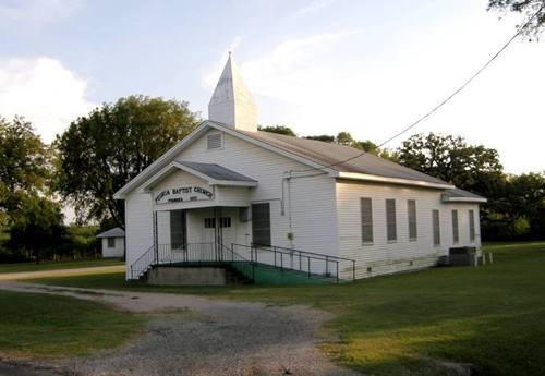 Peoria Texas History Cemetery Baptist Church