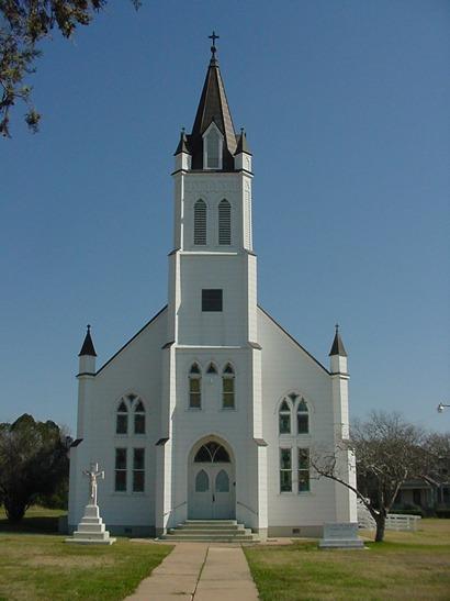 st annes catholic church essay
