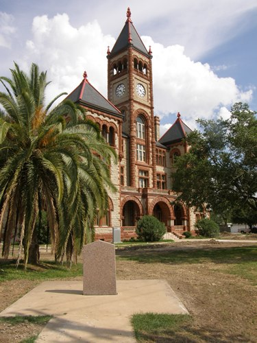 DeWitt County Courthouse Cuero Texas