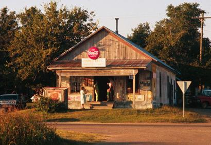 Engle Texas country store