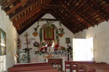 La Lomita Chapel La Lomita Texas