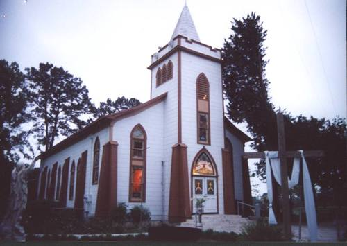 Plantersville St. Mary's Catholic Church