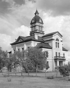 Bandera County Courthouse, Texas