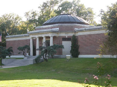 Huntsville Tx - Sam Houston Memorial Museum