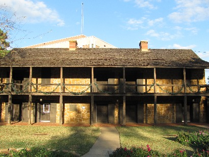 Nacogdoches TX - Old Stone Fort
