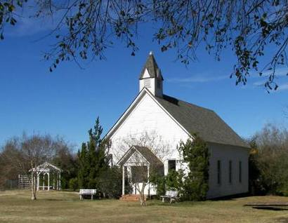 Nacogdoches Texas - Chapel at Millard Crossing