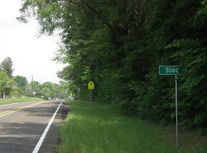 Slocum Texas