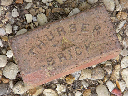 Thurber Union-Made Brick