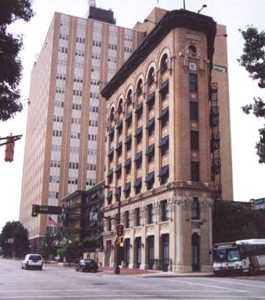 Fort Worth Texas Flat Iron Building