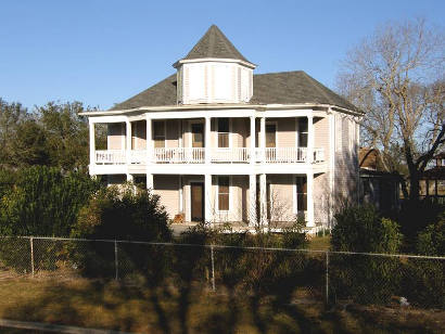 Matagorda Tx - Historic Culver Home