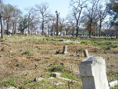Olivewood Cemetery Gravesites Houston Texas