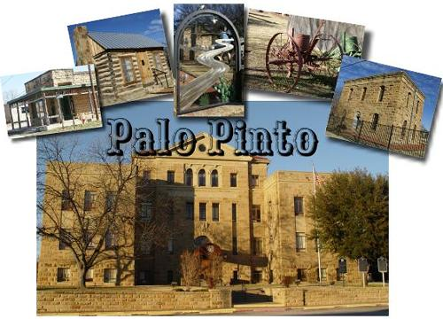 Palo Pinto County Courthouse, Jail & Museum