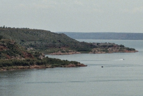 Lake Meredith Texas