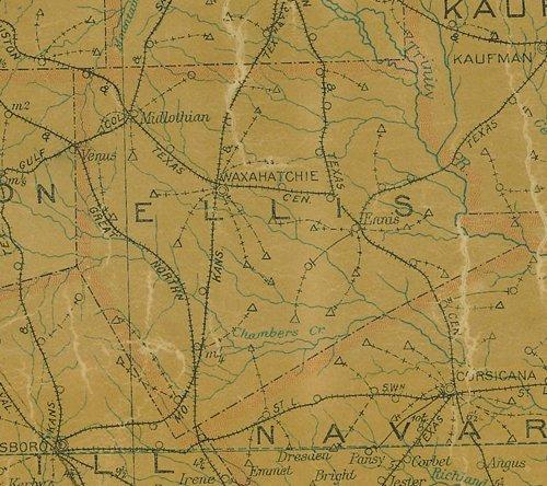Haunted Places In Waupaca Wisconsin: Ellis County Texas