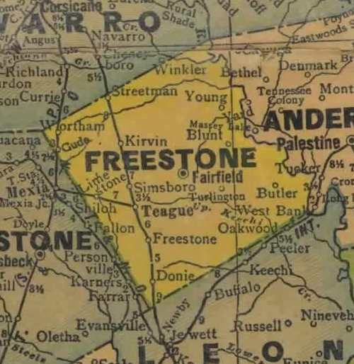 freestone county Browse realtorcom® freestone county homes for sale and real estate today discover condos, townhomes and other properties in freestone county, tx.