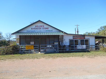 Hedwig's Hill TX - Kellers Store
