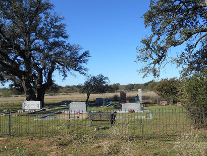 Hedwig's Hill TX - Martin Cemetery