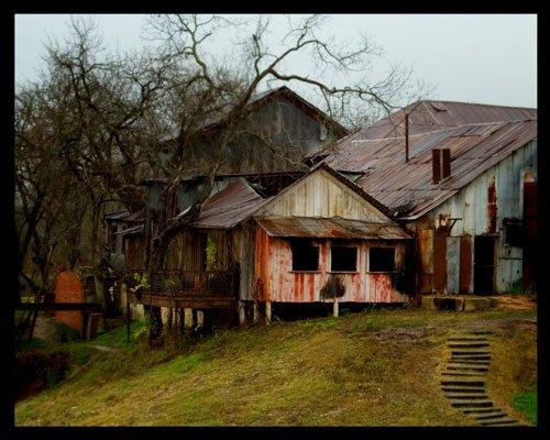 Zedler S Mills Luling Texas Scenic Historic Attraction