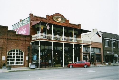 San Angelo TX - Five and Dime Store