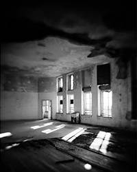 Baker Hotel Cloud Room,  Mineral Wells, Texas