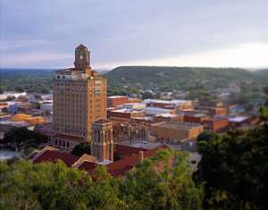 Mineral Wells and Baker Hotel