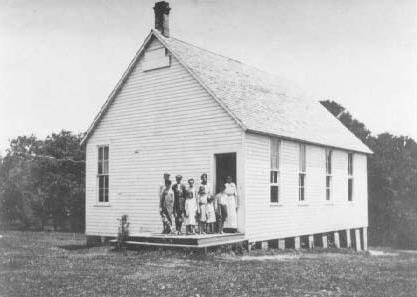 Wooster Common School No. 38, Harris County, Texas