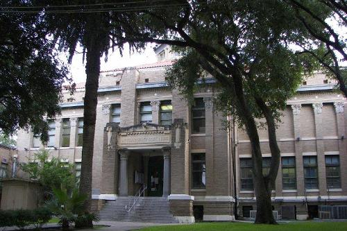 Jim Wells County Courthouse, Alice TX