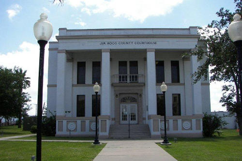 1913 Jim Hogg County Courthouse, Hebbronville, Texas