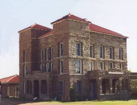 Former Archer County jail, Archer City Texas