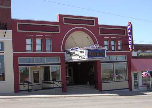 Palace Theatre, Canadian, Texas