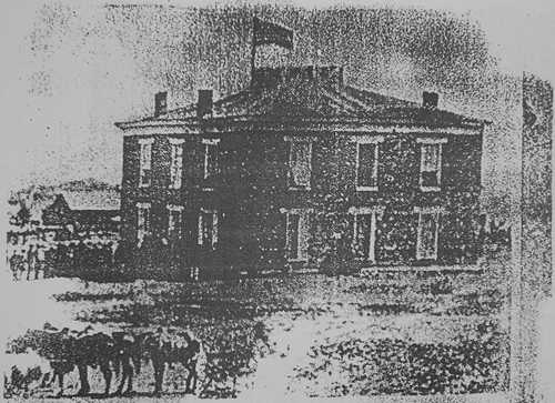 Navarro County Courthouses Corsicana Texas History