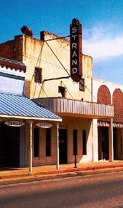 Strand Theater, Marlin, Texas
