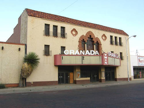 Plainview Tx Granada Theater