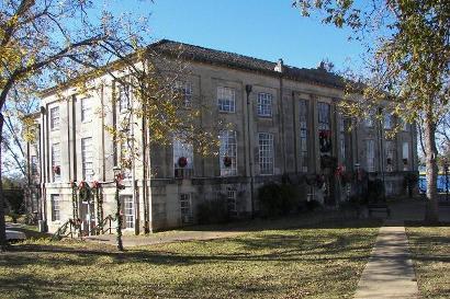San Augustine County Courthouse San Augustine Texas