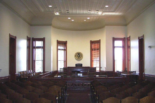 Donley County Courthouse Clarendon Texas Recorded Texas