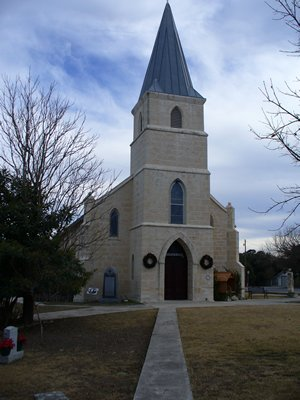 St. Stanislaus Catholic Church, Bandera Texas