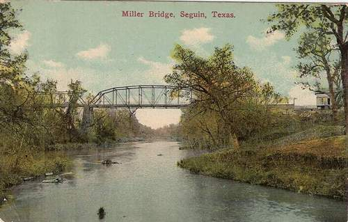 Seguin TX Miller Bridge