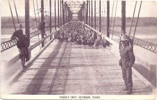 Seymour TX Bridge Turkey Trot