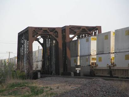 Wichita Falls Tx Dual Train Bridges