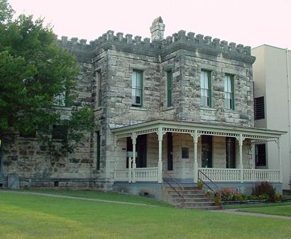 Williamson County old jail, Georgetown  texas