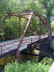 Joppa Iron Bridge, Texas